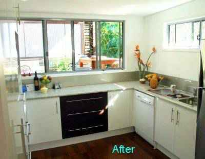 Home Renovations - After Kitchen
