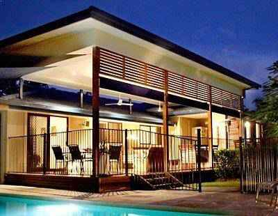Home Renovations - Gold Coast - Night House