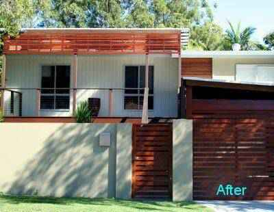 Home Renovations - Gold Coast - After House Outside
